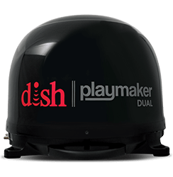 DISH Playmaker Dual - Outdoor TV - Chambersburg, PA - Alleman's Communication - DISH Authorized Retailer