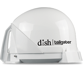 The Tailgater - Outdoor TV - Chambersburg, PA - Alleman's Communication - DISH Authorized Retailer