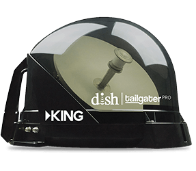 Tailgater Pro - Outdoor TV - Chambersburg, PA - Alleman's Communication - DISH Authorized Retailer