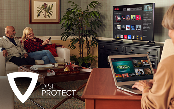 Get DISH Protect from Alleman's Communication in Chambersburg, PA